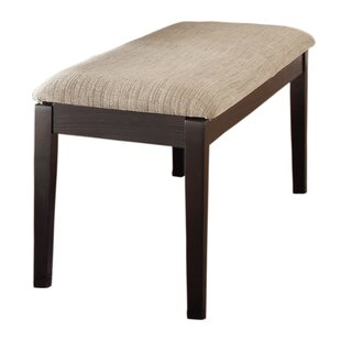 Leonor Upholstered Bench Coupon