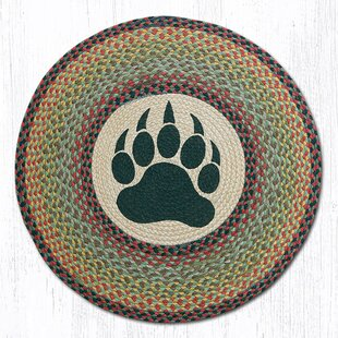 Completely new Paw Print Rug | Wayfair FK37