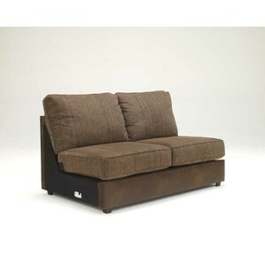 Bonnie Armless Loveseat by Red Barrel ..