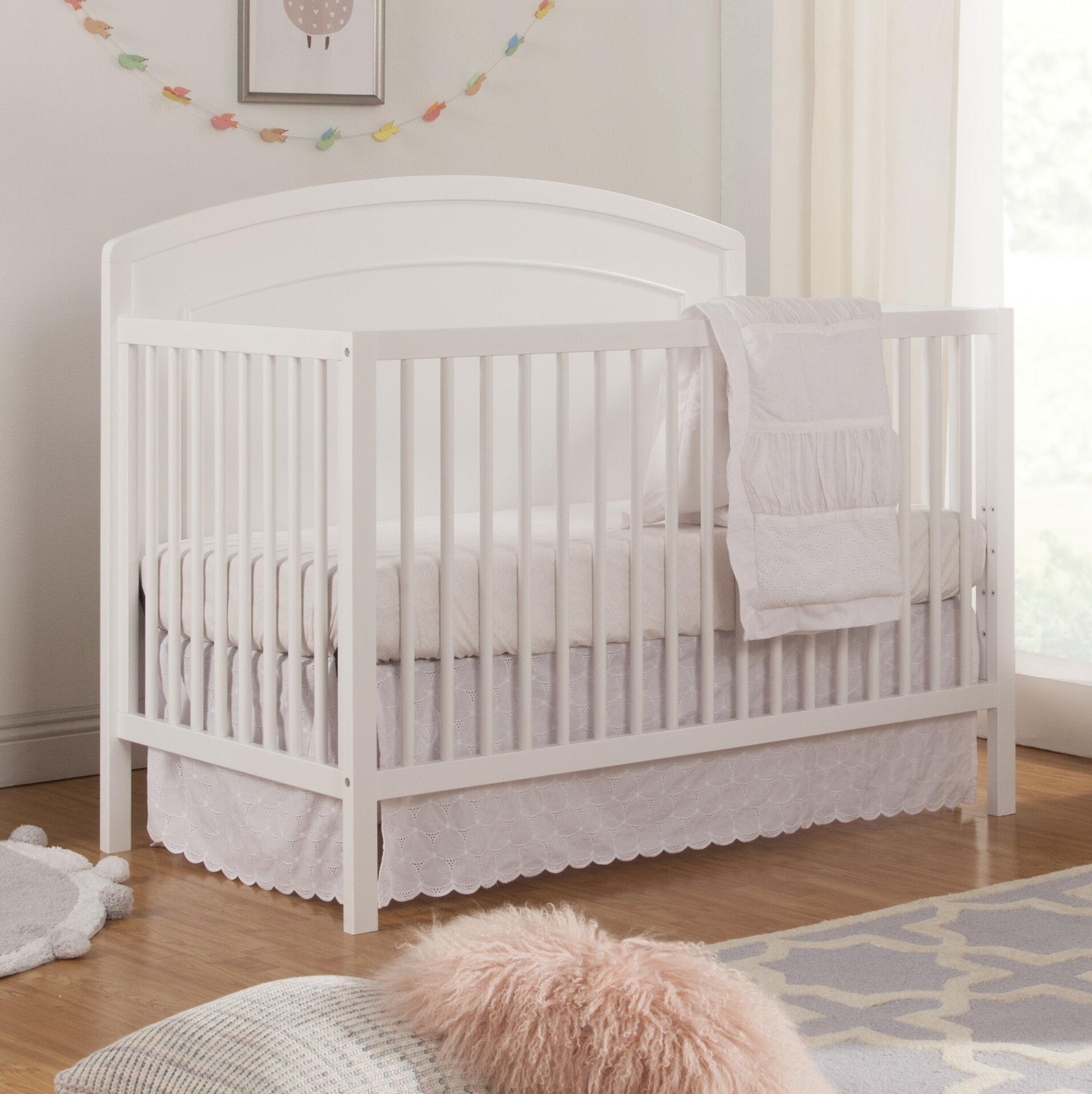 Carters By Davinci Kenzie 4 In 1 Convertible Crib & Reviews -