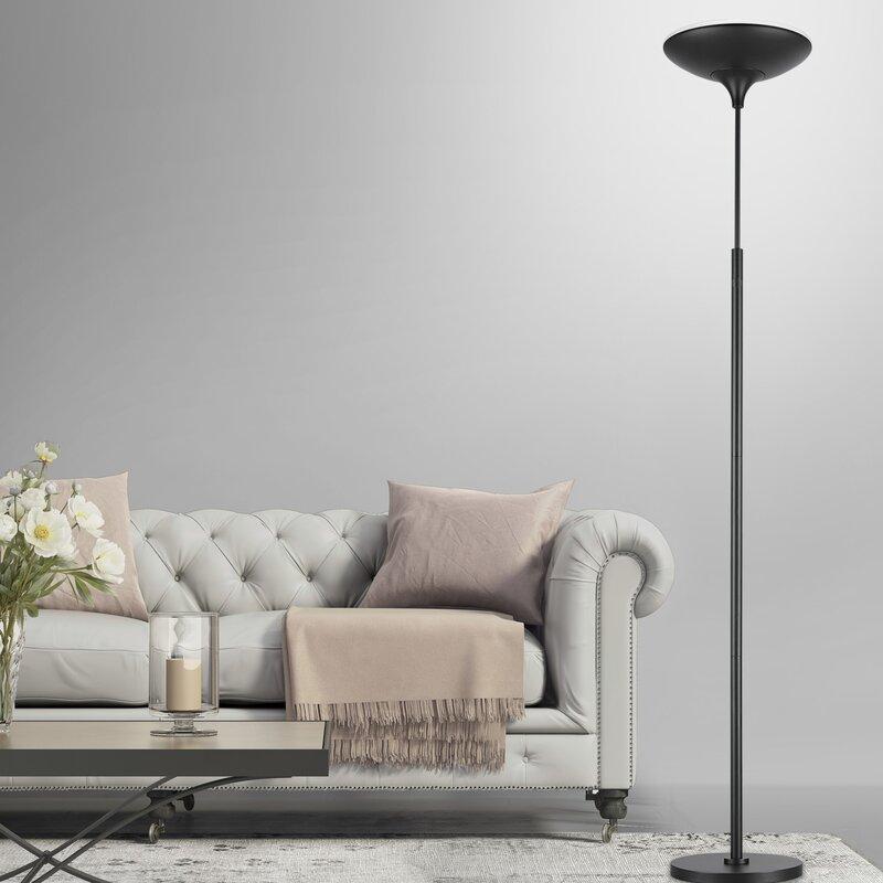 709 led torchiere floor lamp - Floor Lights For Living Room
