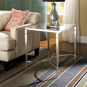 Robison Rectangular End Table by Willa Arlo Interiors