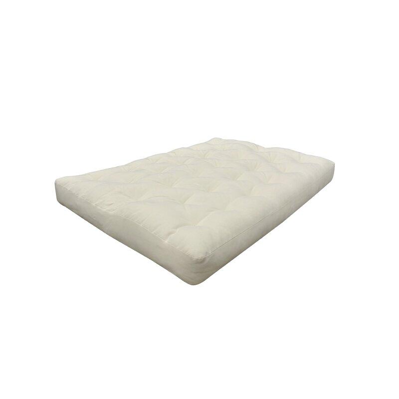 Natural Cotton Futon Mattress