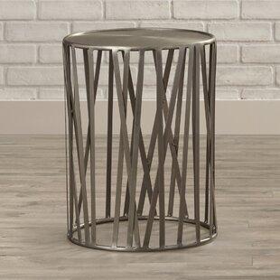 Kori Drum End Table