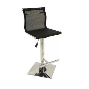 Steinmetz Adjustable Height Swivel Bar Stool