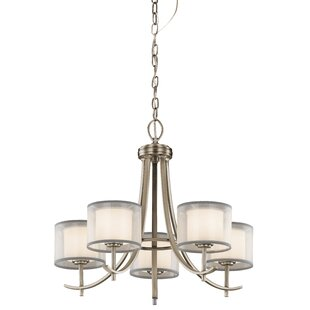 Antique pewter chandelier wayfair taasi chandelier in antique pewter aloadofball Images