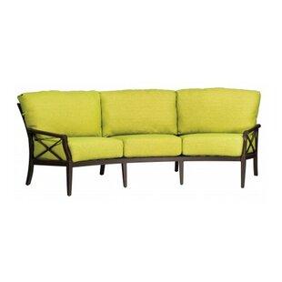 Brand new Crescent Shaped Outdoor Sofa | Wayfair EU18