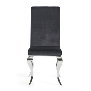 Champagne Velvet Dining Chairs Wayfair