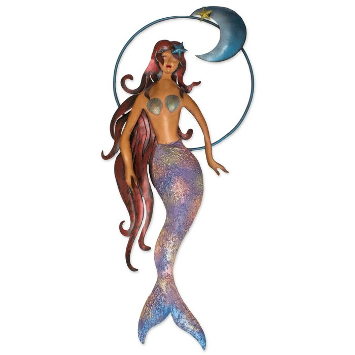 Mexican Mermaid Wall Decor