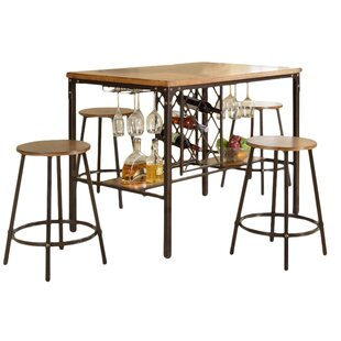 Delicieux Calla 5 Piece Pub Table Set