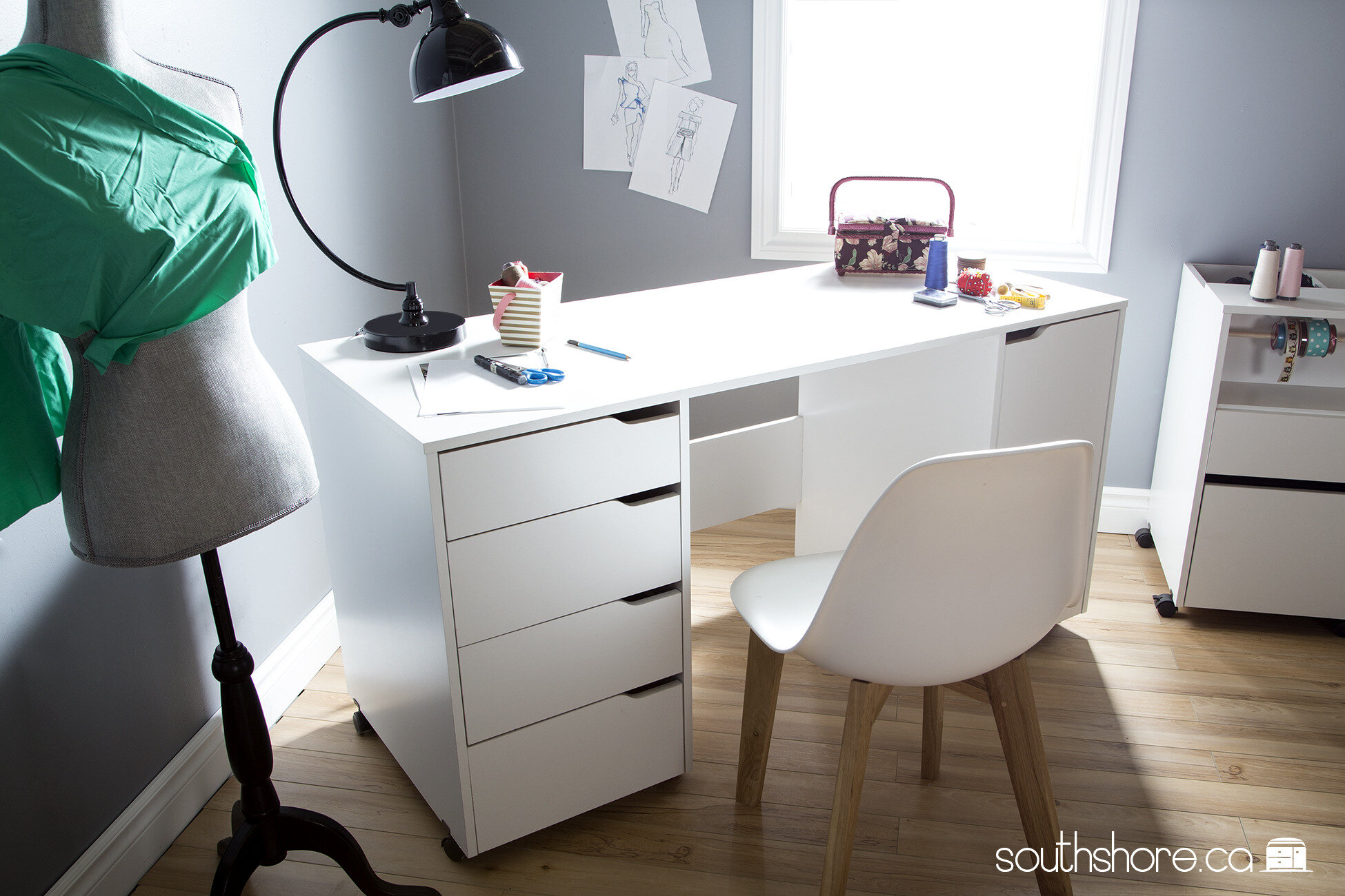 Sewing Table Desk Cheap Desk Organizers