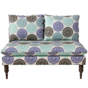 Wodella Medallion Chaise Lounge by Latitude Run