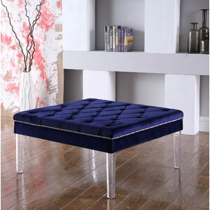 House of Hampton Fairhills Diamond Tufted Coffee Table