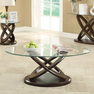 Brathwaite Round Coffee Table by Brayden Stu..