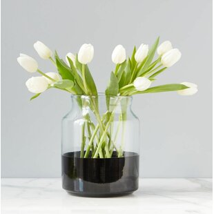 Mason Jar Flower Vase | Wayfair on jar art, jar lamp, white flowers in vase, jar box, jar candles, jar decorations, jar small vase, blue flowers in a vase, jar chandelier, jar lights, jar flower centerpieces,