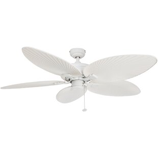 White U0026 Cream Ceiling Fans Youu0027ll Love | Wayfair