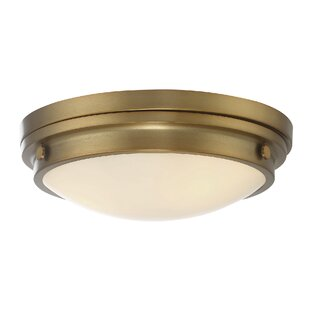 Flush mount lighting modern contemporary designs allmodern save mozeypictures Image collections