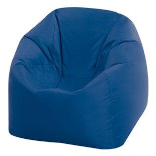 Large Kids Bean Bag Chair by Viv   Rae
