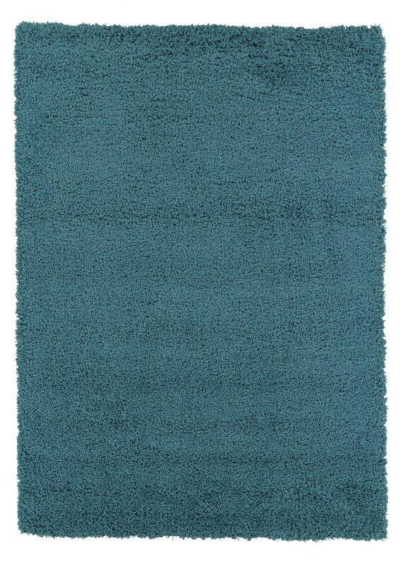 Cozy Turquoise Area Rug