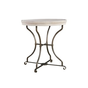 Effie Round End Table by One Allium Way