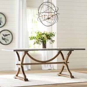 Ostby Dining Table by Lark Manor