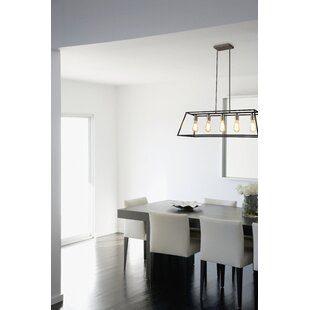 Agnes II 5 Light Kitchen Island Pendant