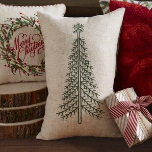 evesham throw pillow - Christmas Pillows