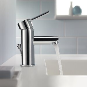 Bathroom Faucets Single Lever single hole bathroom sink faucets you'll love