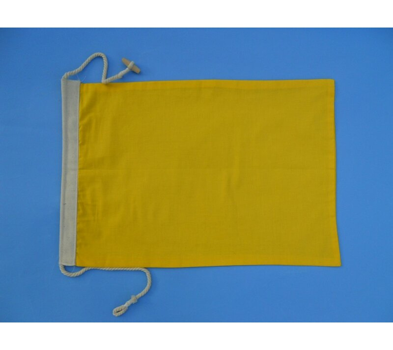Handcrafted Nautical Decor Letter Q Cloth Nautical Alphabet Flag ...