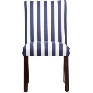 Woodland Parsons Chair by Beachcrest Home