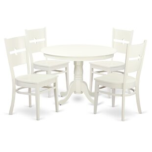 Artin 5 Piece Dining Set Today Only Sale