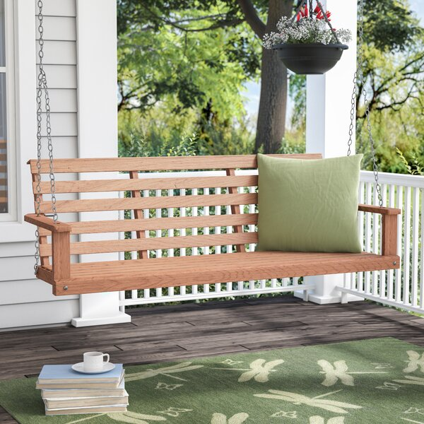 Rosean Porch Swing Amp Reviews Birch Lane