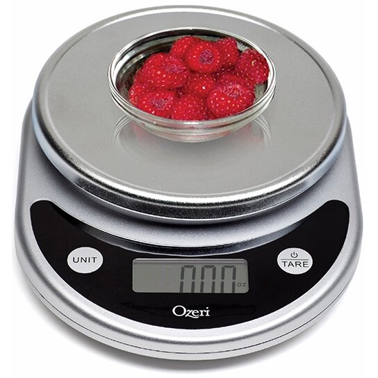 Ozeri Pronto Digital Multifunction Kitchen And Food Scale Reviews