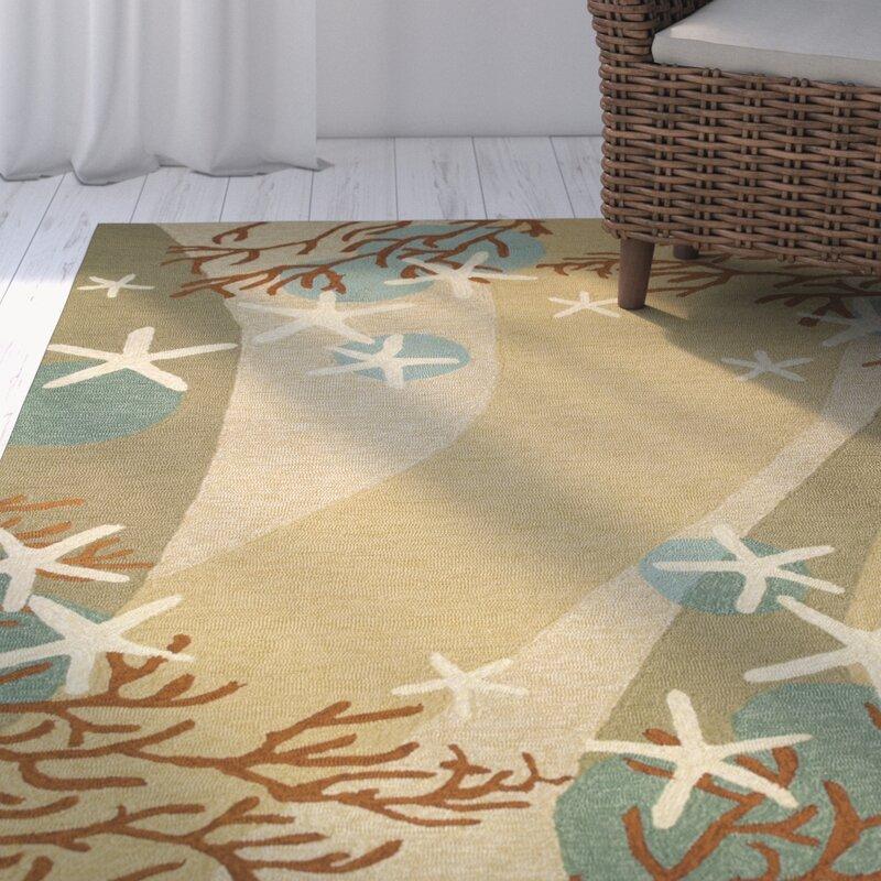 coeymans coral waves area rug