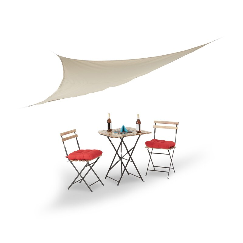 dreieck sonnensegel affordable doppler sonnensegel darwin dreieck xx cm natur with dreieck. Black Bedroom Furniture Sets. Home Design Ideas