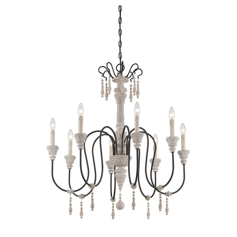 beautiful Wildon Home Chandelier Part - 6: Creswell 8-Light Chandelier