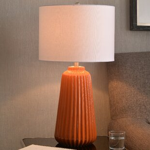 Burnt orange lamps wayfair mozeypictures Image collections