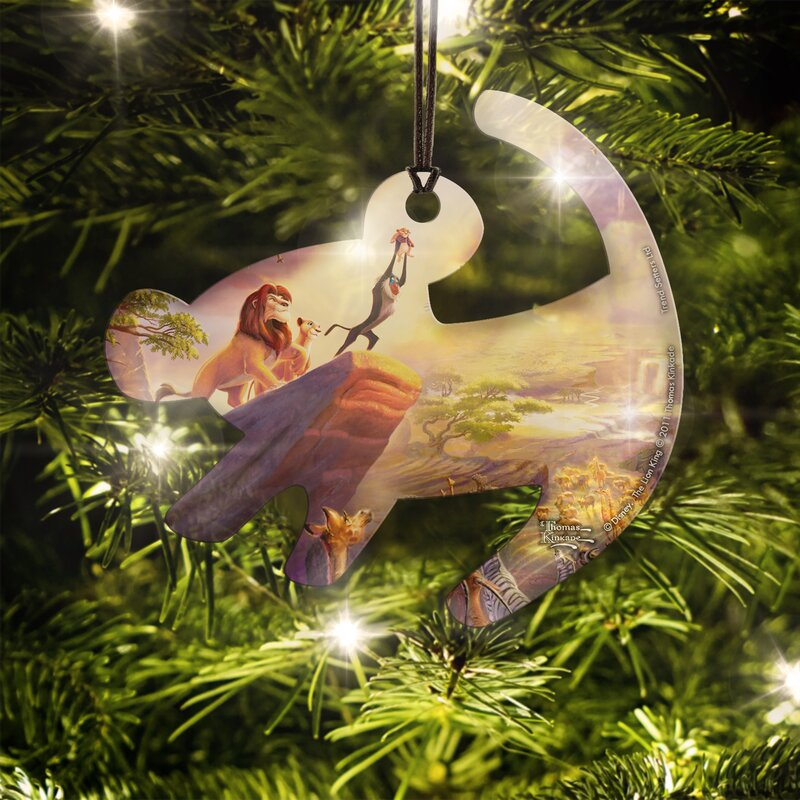 Disney The Lion King Simba Hanging Ornament
