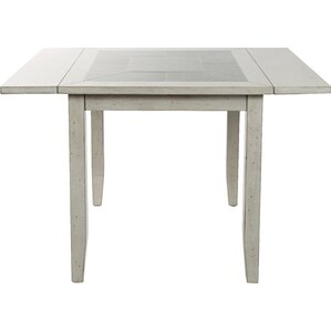 Leigh Extendable Dining Table by Red Barr..
