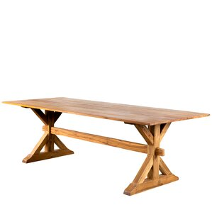 Trestle Gathering Dining Table by Wildon Home ?