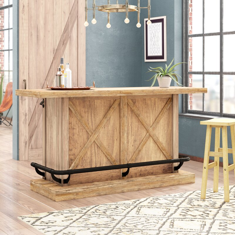 Foundry Select Coppedge Brew Bar Cabinet Amp Reviews Wayfair