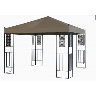 Replacement Canopy for Sutton Gazebo  sc 1 st  Wayfair & Replacement Canopy For Gazebo | Wayfair