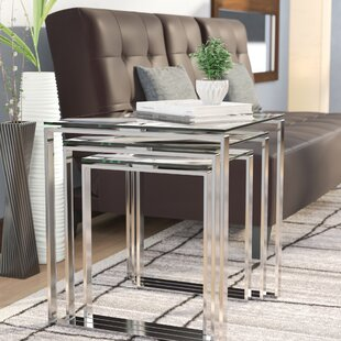 Dokos 3 Piece Nest Of Tables
