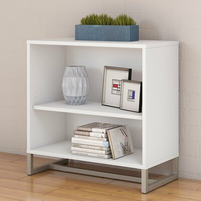 Method Standard Bookcase Kathy Ireland Office by Bush Finish: White