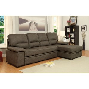 Lynchburg Sleeper Sectional Collection by Darby Home Co