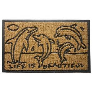 Dolphin Family Doormat