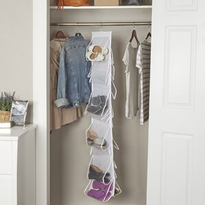 Wayfair Basics 18 Pocket Hanging Shoe Organizer