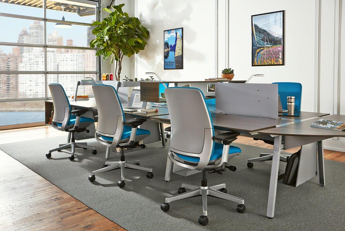 Bivi 14 25 H X 30 W Desk Privacy Panel