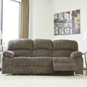 Kanesha Power Reclining Sofa by Red Barrel Studio