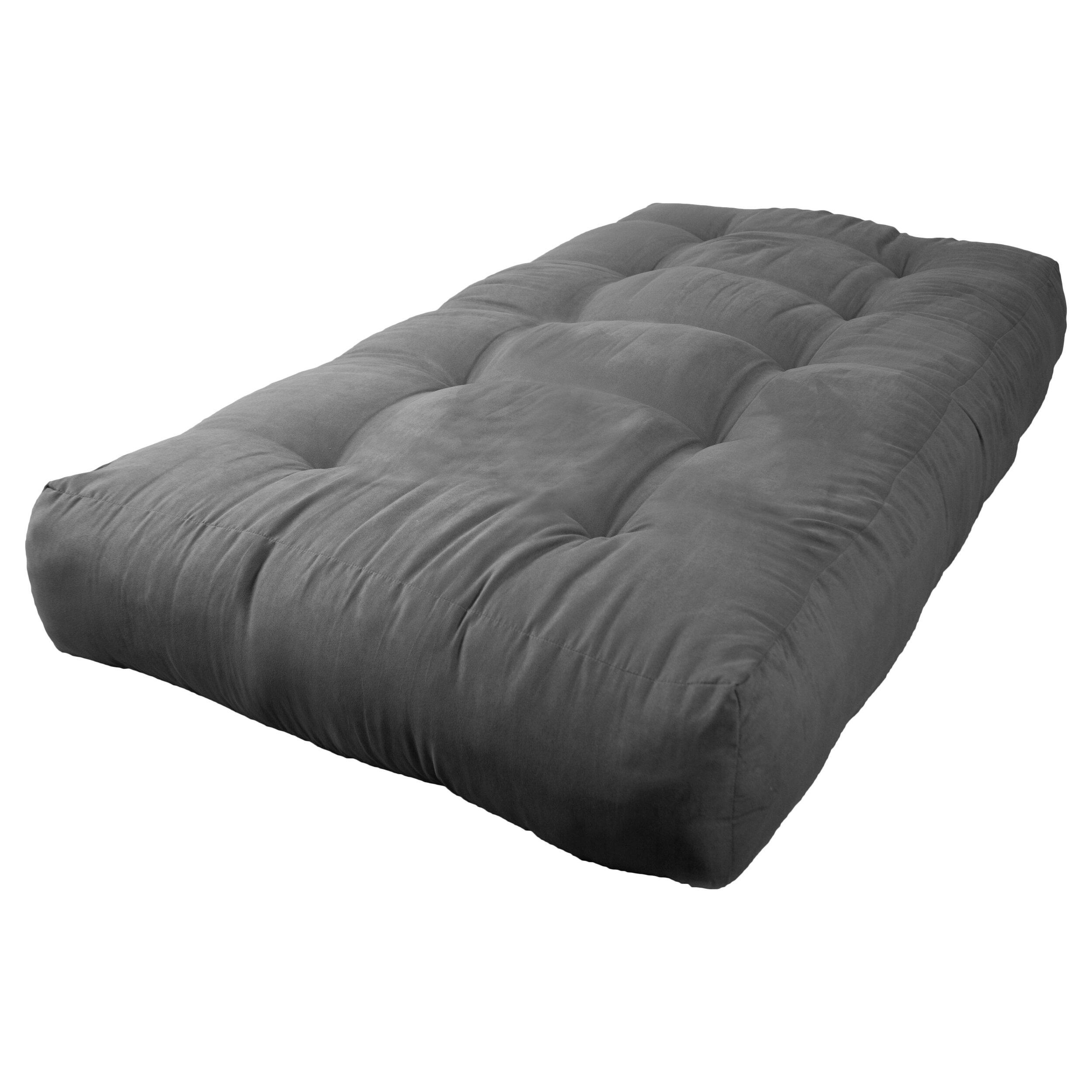 blazing needles vitality 10   cotton foam futon mattress  u0026 reviews   wayfair blazing needles vitality 10   cotton foam futon mattress  u0026 reviews      rh   wayfair